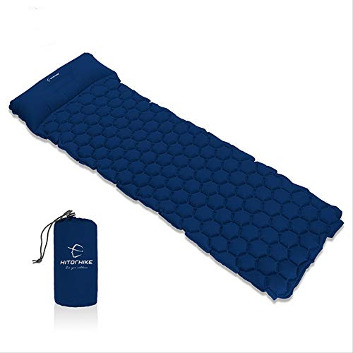 Inflatable Sleeping Pad Moisturepro Camping Mat With Pillow Air Mattress Cushion Sleeping Bag Air Sofa Inflatable Sofa(arrive in 2 weeks)