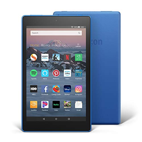 "Fire HD 8 Tablet (8"" HD Display, 32 GB) - Blue"