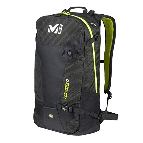 MILLET Prolighter 22 Zaino Casual, 45 cm, Liters, Nero (Negro)