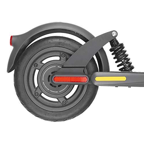 Fututech - Kit de suspensión trasera para patinete eléctrico Segway Ninebot E22/E25/ES2/ES4/ES5 piezas de absorción de...