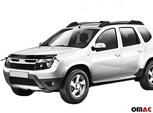 Deflettore per cofano, paraurti per motore contro insetti e pietre, protezione per Dacia Duster