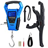 RUNCL Waterproof Fishing Scale with...