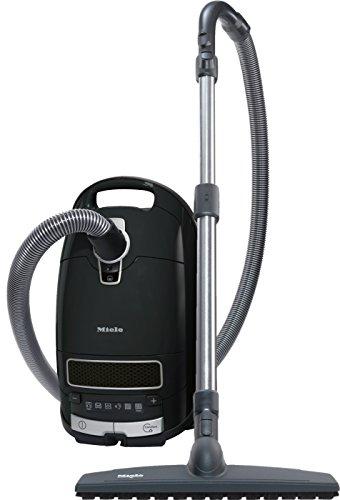 Miele Aspirateur Complete C3 Parquet XL EcoLine Noir 4.5 Litre 550 Watt