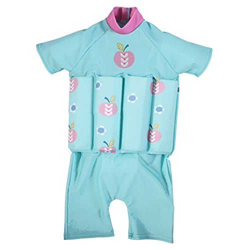 Splash About Kids' Apple Daisy Sun Protection Float Suit, 2-4 Years