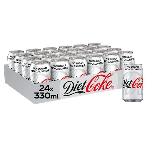 Diet Coke 24 x 330ml Cans