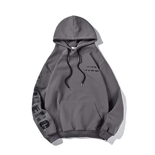 Suéter de otoño para Hombre Estampado con Capucha Fashi para Hombre S 3D Animal Print Cool Unisex Hombre...