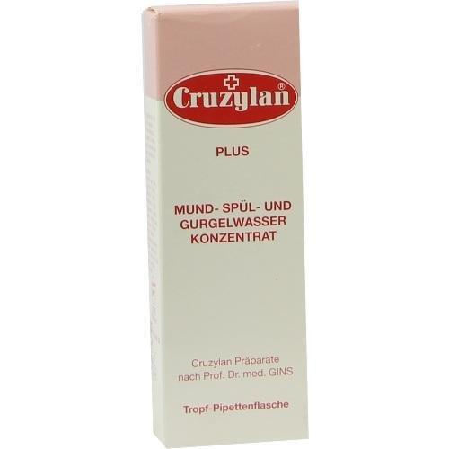 CRUZYLAN plus m. Pipette Tropfen 50 ml