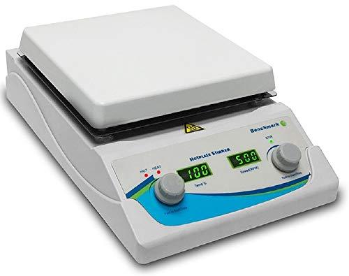 Benchmark Scientific H3710-HS 10 x 10 Magnetic HotPlate Stirrer 115V