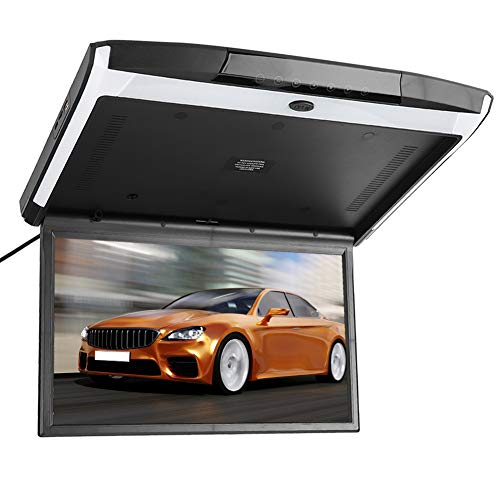 Reproductor de techo, monitor abatible hacia abajo, monitor de techo de coche...
