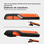 SHARPAL 105N Multipurpose Pocket Pruners Loppers Hedge Shears Scissors Axe Hatchet Machete Lawn Mower Blade Knife… 10 Full carbide construction for durable use Restore and hone all sorts of knives, garden implements, scissors, tools edge, etc. Compact & portable design with pen clip