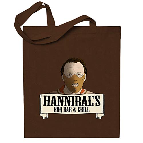 Cloud City 7 Hannibals BBQ Bar and Grill Totebag