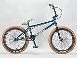 Mafiabikes Kush 2+ 20 inch BMX Bike BLUE