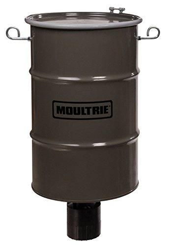 Moultrie Pro Hunter Hanging Deer Feeder | 30-Gallon | Pro Hunter Feeder Kit | 200 lb. Capacity