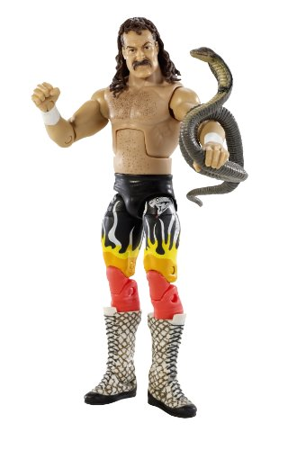 Jake Roberts Figur - WWE Legends 2