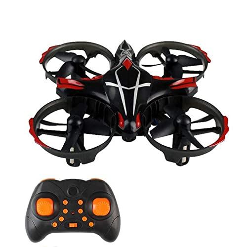 YQTXDS Mini Drone induzione Luminosa Anti-Caduta Aereo Incidente di collisione Rotolo di 360 Gradi, modalità Senza Testa, 3 (RC Toys)