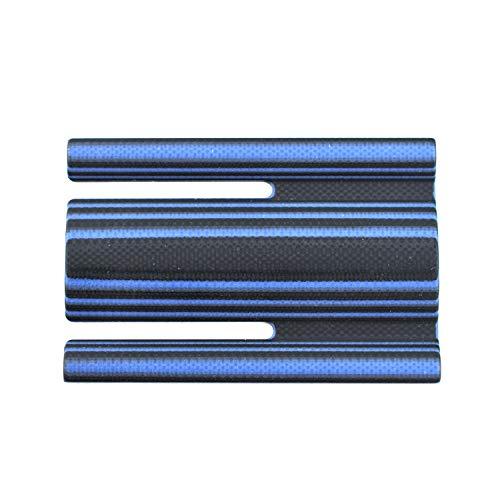 SILMEN G10 Lederschutz zum Herausziehen von Eisen Nähten Meißeln beim Basteln von Leder