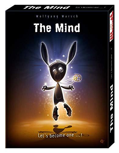 Coiledspring Games | The Mind Kartenspiel | Für 2-4 Spieler | Für Kinder ab 8 Jahren | 15 Minuten Spielzeit