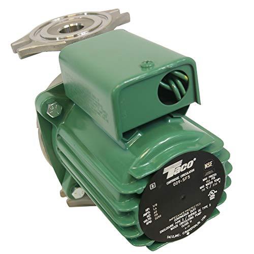Taco 009-SF5 High Velocity Cartridge Circulator Pump