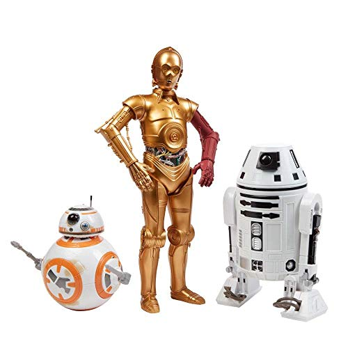 Hasbro Star Wars The Force Awakens Droid Pack C-3PO BB-8 and RO-4LO Special Collectors Edition