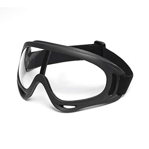 MZY1188 Gafas de Seguridad - Gafas de Sol de Motocross antideslumbrantes Gafas de protección UV a Prueba de Polvo y Viento Gafas de esquí Deportivas