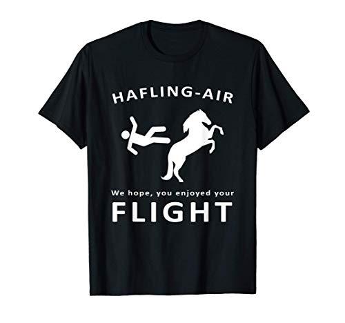 Haflinger Pferd Design mit witzigem Pferdespruch für Reiter T-Shirt