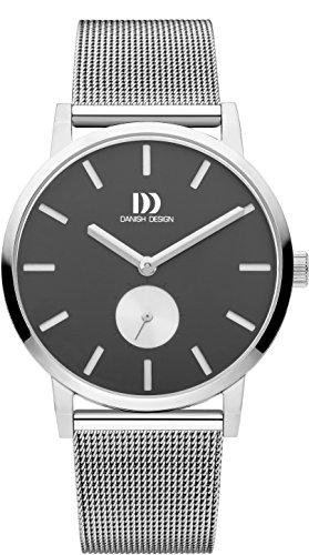 Danish Design IQ63Q1219 Herenhorloge met roestvrijstalen armband