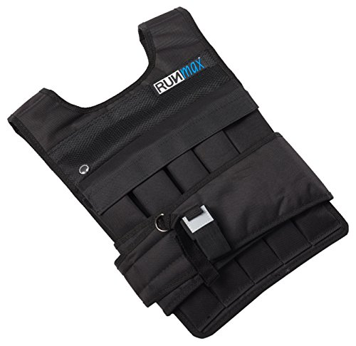 RUNFast RM40P 12lb-140lb Weighted Vest
