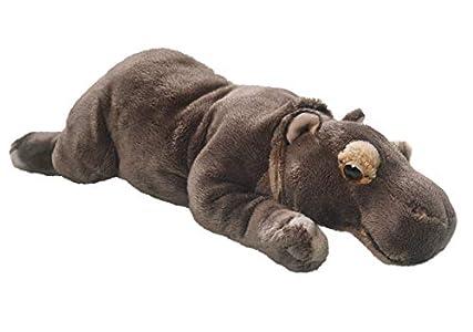 Carl Dick Peluche - Hipopótamo (Felpa, 26cm) 3379