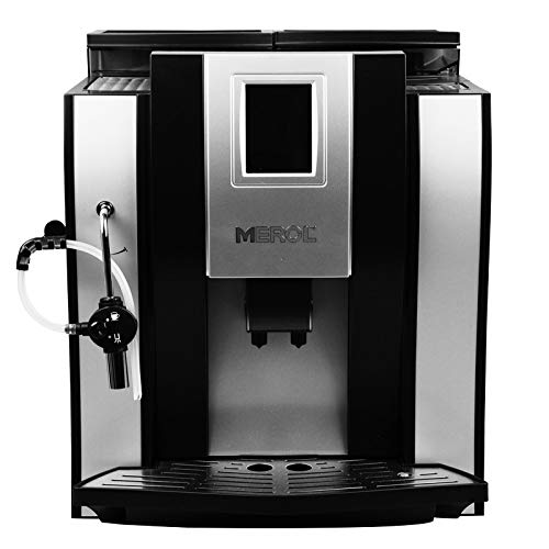 Best Prices! He-art Coffee Machine One-Button Espresso Automatic Cleaning Cappuccino System 19bar 12...