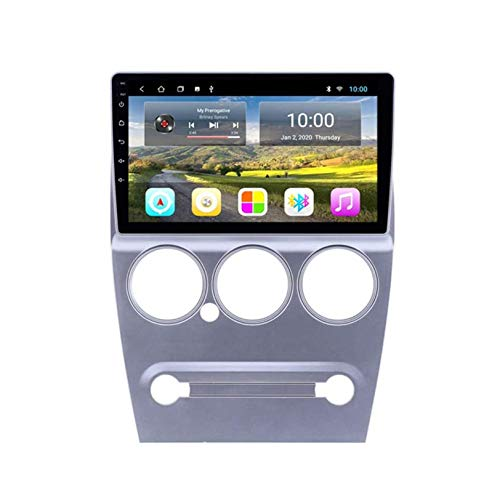 WHL.HH GPS Navegación Video Receptor Multimedia Jugador para Citr oen Elysee 2008-2013 GPS Navegación Radio Estéreo 4G WiFi Bluetooth 10 Pulgadas Pantalla táctil Cabeza Unidad Android 10.0