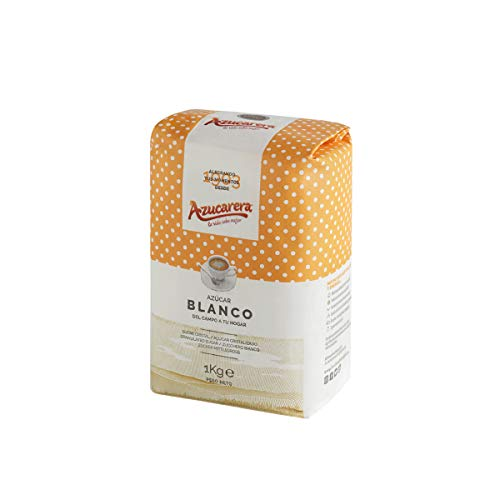 Azucarera Azúcar Blanco Bolsa de Papel, 1kg