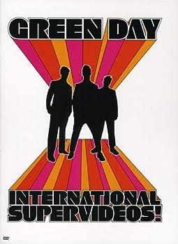 DVD Green Day - International Supervideos! Book