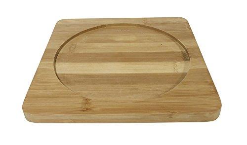 イシガキ産業 グリル名人 丸型用 敷き板 16×16cm 4038