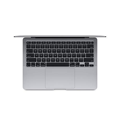 Apple MacBook Air (13-inch Retina Display, 8GB RAM, 256GB SSD Storage) – Space Gray (Previous Model)