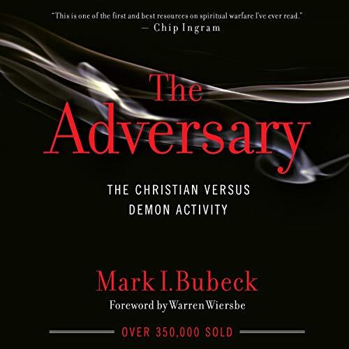The Adversary audiobook cover art