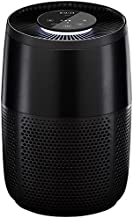 Instant Air Purifier, Helps remove 99.9% of viruses (COVID-19), bacteria, allergens, smoke; advanced 3-in-1 HEPA-13 filtration with plasma ion technology, Small Room, Charcoal
