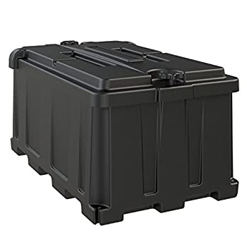 NOCO HM484 8D Commercial Grade Automotive, Marine, and RV Battery Box