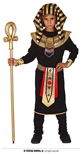 FIESTAS GUIRCA Disfraz Infantil egipcia faraona Edad 5 - 6 años
