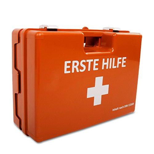 Erste Hilfe Koffer Groß nach DIN 13169 | größere Betriebe