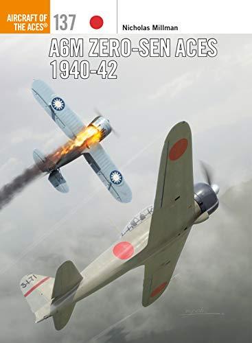 A6M Zero-sen Aces 1940-42 (Aircraft of the Aces)