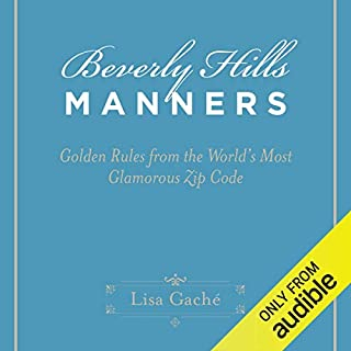 Beverly Hills Manners audiobook cover art