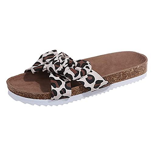 Sandalias de verano para mujer con plataforma, cómodas sandalias informales para la playa