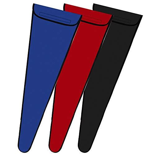 TBYGG Oxford-Material Fechten Schwert Tasche,Large Kapazität,sehr praktisch,kann 2-Standard 5 Schwert setzen,faltbares Design Wasserdicht und komfortabel Geeignet für alle Arten von Zäunen Schwert