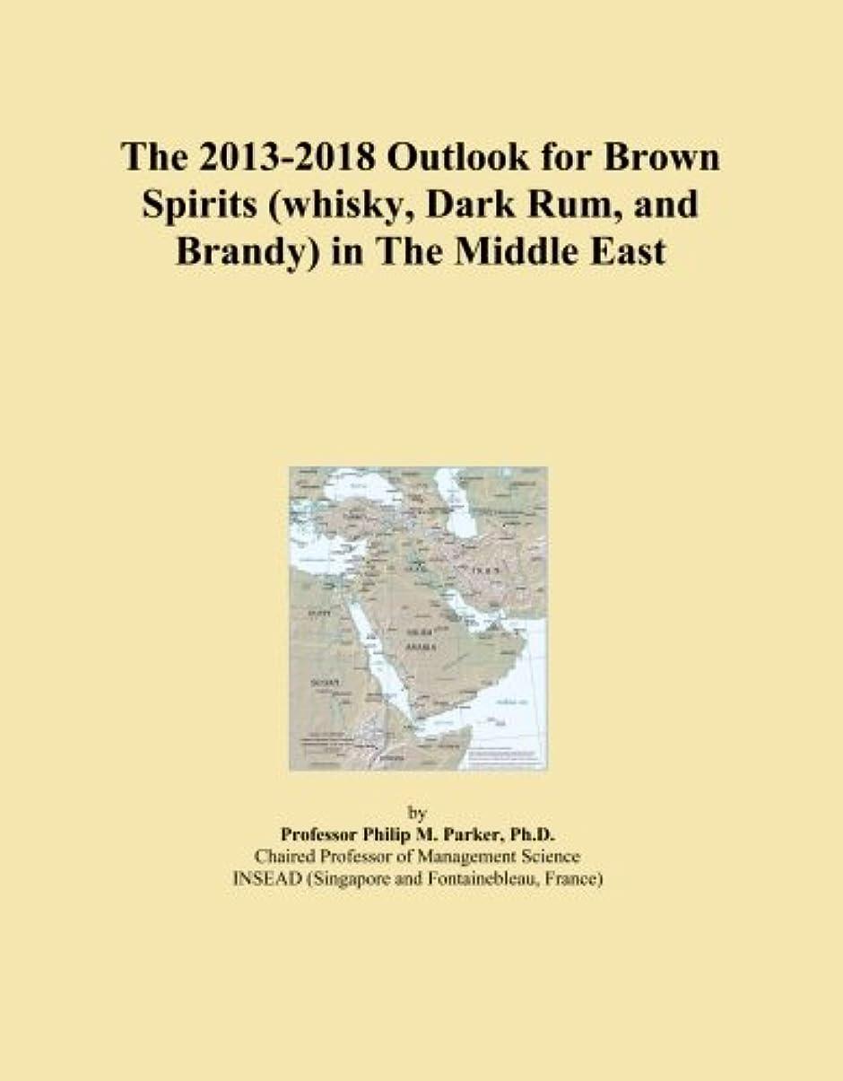 ペパーミント間接的バンThe 2013-2018 Outlook for Brown Spirits (whisky, Dark Rum, and Brandy) in The Middle East