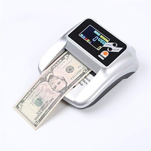 Rilevatore Di Denaro Intelligente Con Funzioni UV E Infrarossi Per Verifica Delle Banconote E Identificazione Dei Biglietti, Portatile Rilevatore Di Contraffazioni Automatico Di Facile Lettura