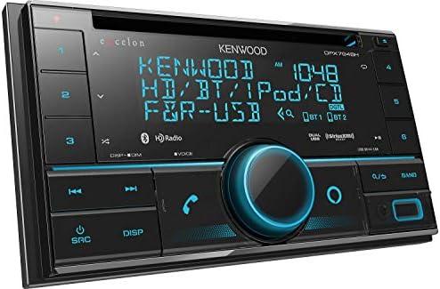 Kenwood AUX Bluetooth USB MP3 2DIN Autoradio fr Smart ForTwo 07 ...