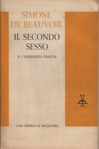 Il secondo sesso. 2 Volumi