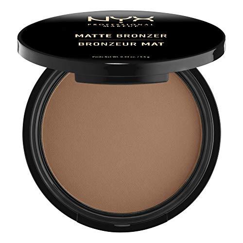 NYX Professional Makeup Matte Bronzer Deep, 21 g