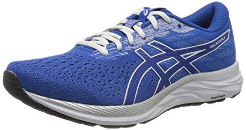Asics Gel-Excite 7, Running Shoe Mens, Tuna Blue/White, 42 EU