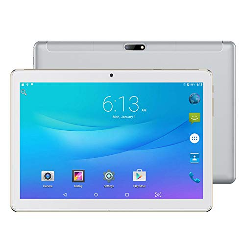 tablet de 10.1 Pulgadas, Llamada 4G, Octa-Core, Android 7.0, 1280 * 800 píxeles, 3GB RAM, 64GB ROM, Doble Banda, WiFi, Bluetooth, GPS, teléfono con Doble SIM